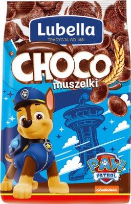 conchas de chocolate cereales mlekołaki