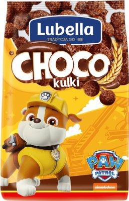 Mlekołaki płatki śniadaniowe kuleczki czekoladowe