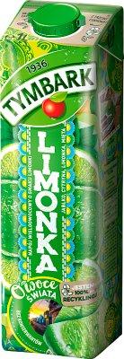 Tymbark Owoce Świata napój limonka z cytryną i miętą
