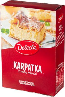 gâteau poudre Karpatka