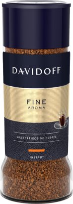 Davidoff kawa rozpuszczalna  fine aroma