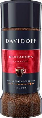 Davidoff kawa rozpuszczalna  rich aroma