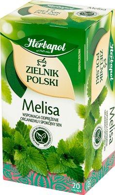Herbapol herbata ziołowa z melisą