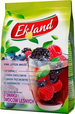 Ekoland herbata granulowana z owoców leśnych