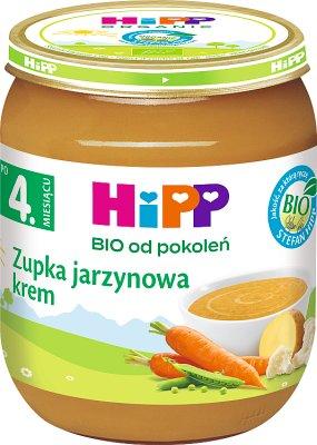 HiPP zupka jarzynowa krem BIO