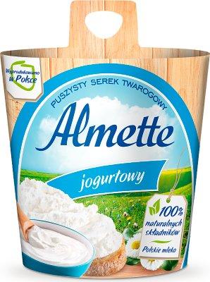 , Almette crémeux fromage yaourt
