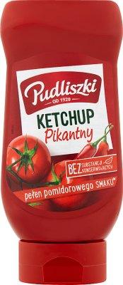 пряный кетчуп без консервантов