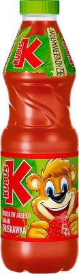 Kubuś sok banan - truskawka