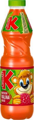 Kubuś sok  marchew - malina - jabłko