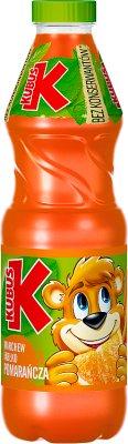 Kubuś sok  marchew - jabłko - pomarańcza