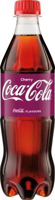 Cherry Coke napój gazowany