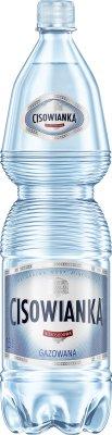 Cisowianka naturalna woda mineralna gazowana