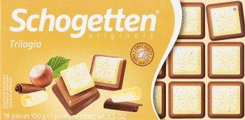 chocolat Trilogia