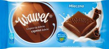Wawel Jagiellońska czekolada mleczna