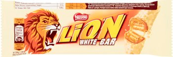 Lion baton  Biały