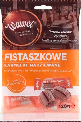 Wawel cukierki  Fistaszkowe