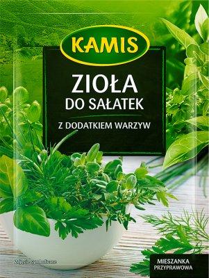 Kamis zioła do sałatek