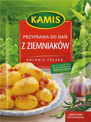 Kamis przyprawa do dań z ziemniaków