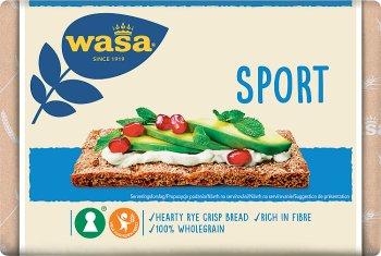 crisp bread 100% whole wheat Sports