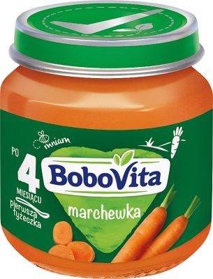 BoboVita  Delikatna marchewka