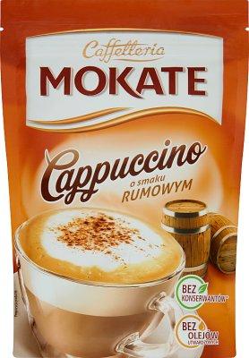 cappuccino rhum
