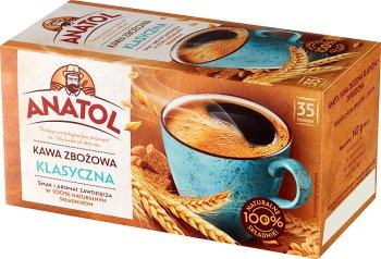 Anatol Delecta kawa zbożowa klasyczna, 35 saszetek