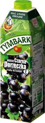 Tymbark nektar z czarnych porzeczek