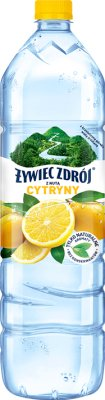 Żywiec Zdrój Z Nutą Cytryny woda