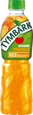 Tymbark napój  pomarańczowo - brzoskwiniowy