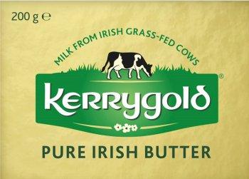 Kerrygold 200g mantequilla tradicional irlandesa
