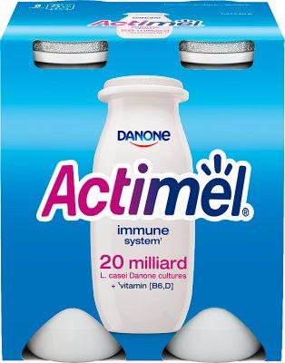 Danone Actimel - jogurt wzmacniający odporność  klasyczny