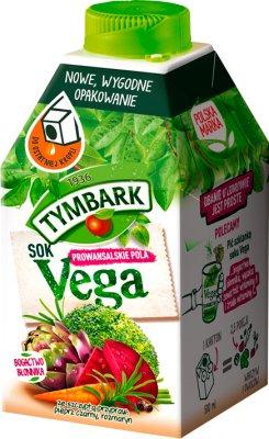 Tymbark Vega napój warzywny łagodny