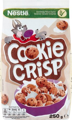 Nestle Cookie Crisp płatki śniadaniowe