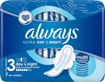Always Ultra Night Podpaski