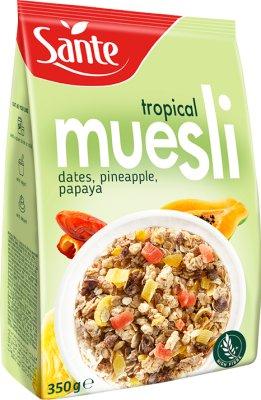 Cereales muesli Tropical