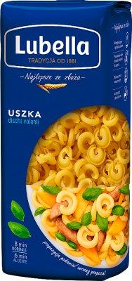 Lubella makaron Uszka (Dischi volanti)
