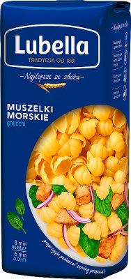 Lubella makaron Muszelki morskie nr 32 (Gnocchi)