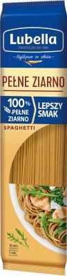 Lubella makaron Spaghetti 100% Pełne Ziarno