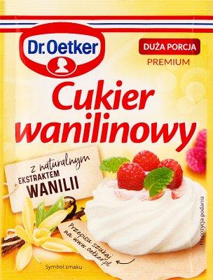 Dr Oetker cukier wanilinowy