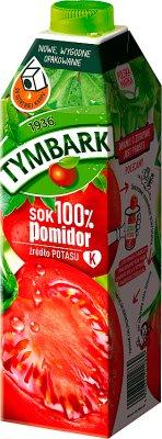 Du jus de tomate à 100%