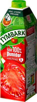 Tymbark sok 100% pomidor