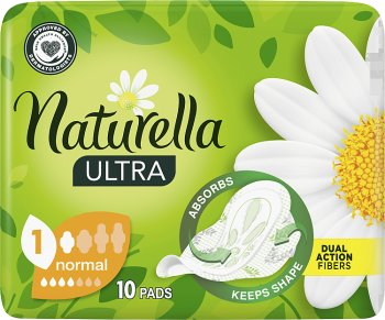 Naturella Camomile Ultra Podpaski Normal