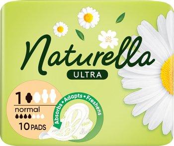 Naturella Camomile Ultra Podpaski Normal