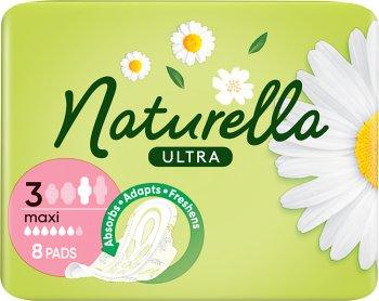 Naturella Camomile Ultra Podpaski Maxi