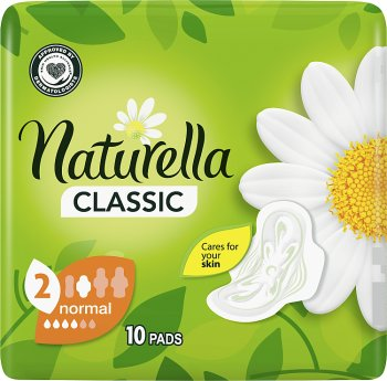 Naturella Camomile Classic Podpaski Normal