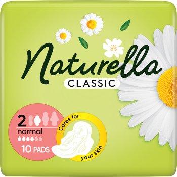 Naturella Camomile Classic Podpaski Normal