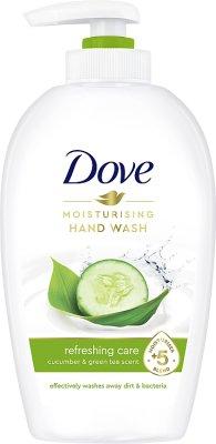 Dove mydło w płynie  fresh