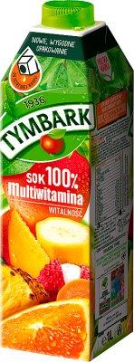 Tymbark sok 100%  Multiwitamina