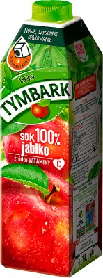 Tymbark sok 100%  jabłkowy