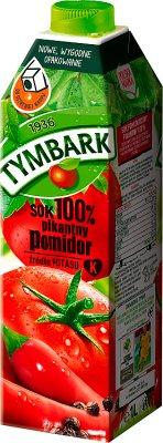 Tymbark sok 100% pomidorowy pikantny